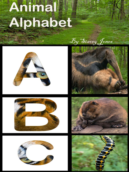 Title details for Animal Alphabet by Stacy Jones - Available